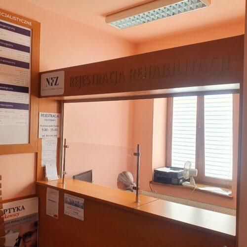 Centrum Medyczne  - Rejestracja Rehabilitacji